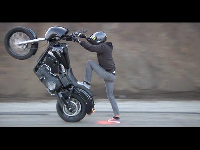 Crazy-Harley-Davidson-Wheelies-on-Mulholland-Hwy-HD-v-AeIZtZTGNnw